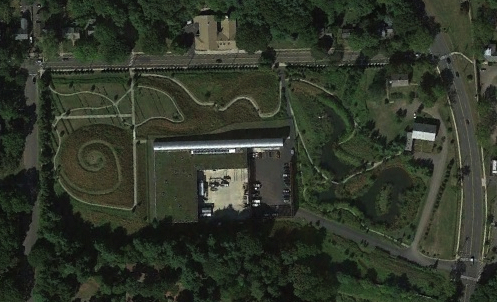 Lake Whitney Water Purification Facility, Hamden, CT. Google Earth. Imagery date 9/19/2013. URL: http://goo.gl/maps/ZfQWL